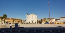 Free Main Square In Palmanova Stock Photos - 36179393