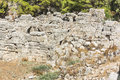 Free Rome Ruins In Phaselis Stock Photography - 36186272