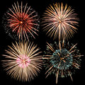 Free Colorful Firework Stock Photos - 36187023