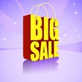 Free Big Sale, Bright, Colorful Banner For Your Stock Images - 36190854