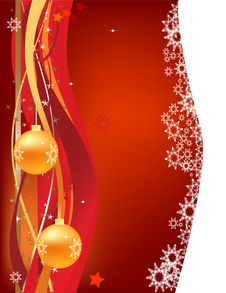 Free Christmas Background Royalty Free Stock Photo - 36196095