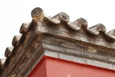 Free The Ancient Chinese Art Of Building An Important Stock Photos - 3622573