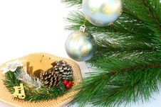 Free Christmas Royalty Free Stock Photo - 3622815
