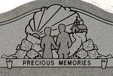 Free Religious Couple Engraving Stock Photo - 3624050