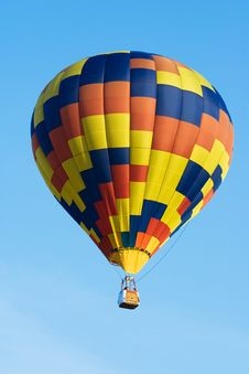 Free Hot Air Balloon Royalty Free Stock Image - 3625086
