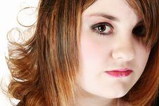 Free Beautiful Teen Royalty Free Stock Photo - 3625285