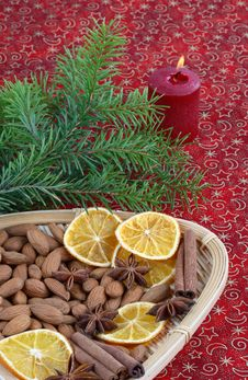 Free Christmas Still Life Stock Images - 3625904