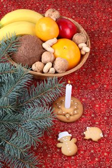 Free Christmas Still Life Stock Photography - 3626292