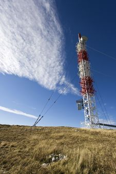 Free Transmitter Tower Stock Images - 3626434