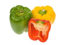 Free Fresh Peppers Royalty Free Stock Image - 3626966