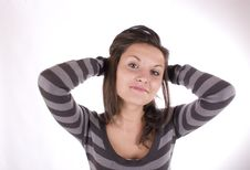Free Body Language Stock Image - 3627731