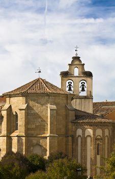 Free Romanesque Church Royalty Free Stock Photos - 3628798