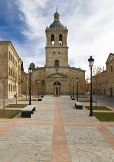 Free Town Cathedral Royalty Free Stock Photography - 3628927