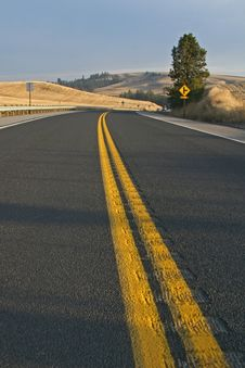 Free Country Road Stock Photography - 3629422