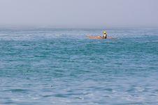 Free Kayaker Stock Photo - 3629570