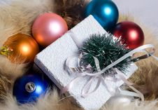 Free Christmas Ornament Royalty Free Stock Photo - 3629905