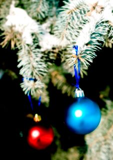 Free Christmas Ornament Stock Images - 3629964