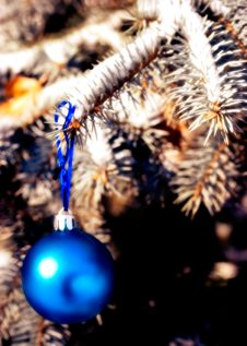 Free Christmas Ornament Stock Image - 3629981