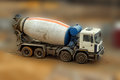 Free Concrete Mixer Truck. Stock Photography - 36200052