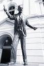Free John Curtin Statue Fremantle Western Australia Royalty Free Stock Image - 36200456