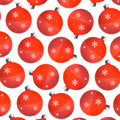 Free Red Christmas Balls Stock Photos - 36208923