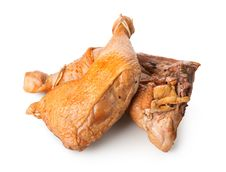 Free Cooked Chicken Legs Stock Image - 36201901