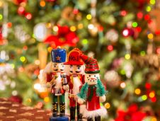 Free Christmas Figures Royalty Free Stock Images - 36204439