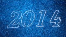 Free New Year 2014 Stock Images - 36209714