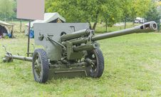 Free Artillery Weapon Stock Photography - 36210052