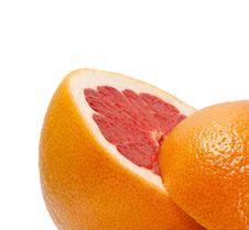 Free Peel Grapefruit Stock Images - 36212494