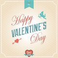 Free Happy Valentines Day Card Royalty Free Stock Images - 36224999