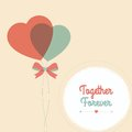 Free Happy Valentines Day Card Stock Photo - 36225030