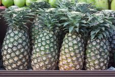 Free Pineapple Royalty Free Stock Images - 36222229