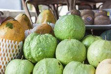 Free Guava Stock Image - 36223031