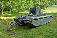 Free Amphibious Vehicle Royalty Free Stock Photos - 36223158