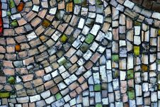 Free Mosaic Of Small Stones Stock Images - 36224584