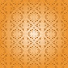 Free Damask Seamless Floral Pattern. Royalty Free Stock Images - 36225939