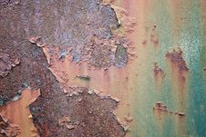 Free Rusted Sheet Stock Photos - 36228683