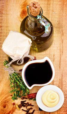 Free Sauce Ingredients Stock Images - 36233404