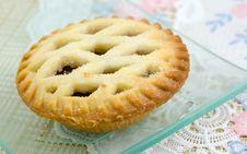 Free Christmas Mince Pie Stock Photo - 36235180