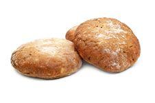 Free Fresh White Bread Isolated Stock Photo - 36238220
