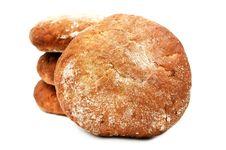 Free Fresh Bread Isolated Stock Photos - 36238373
