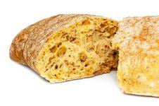 Free Fresh Bread Isolated Stock Photo - 36239380