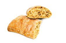 Free Fresh Bread Isolated Royalty Free Stock Photos - 36239498