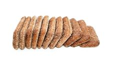Free Fresh Bread Isolated Stock Photos - 36245253