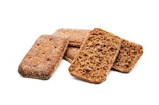 Free Fresh Bread Isolated Royalty Free Stock Images - 36245299