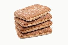 Free Fresh Bread Isolated Royalty Free Stock Images - 36245549
