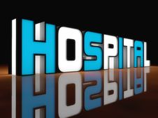 Free Hospital Light Royalty Free Stock Images - 36246149