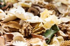 Free Potpourri,dry Flowers Stock Photography - 36253282