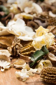 Free Potpourri,dry Flowers Stock Photos - 36254983